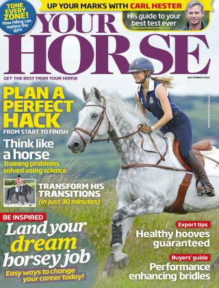 Your Horse September 2015