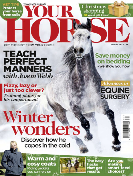 Your Horse November 19, 2015 00:00