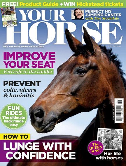 Your Horse April 07, 2016 00:00
