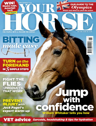 Your Horse July 2016