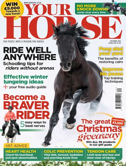 Your Horse November 17, 2016 00:00