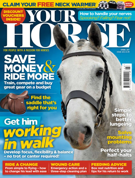 Your Horse February 09, 2017 00:00