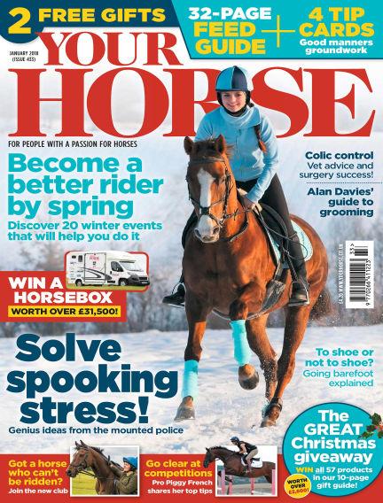 Your Horse November 16, 2017 00:00