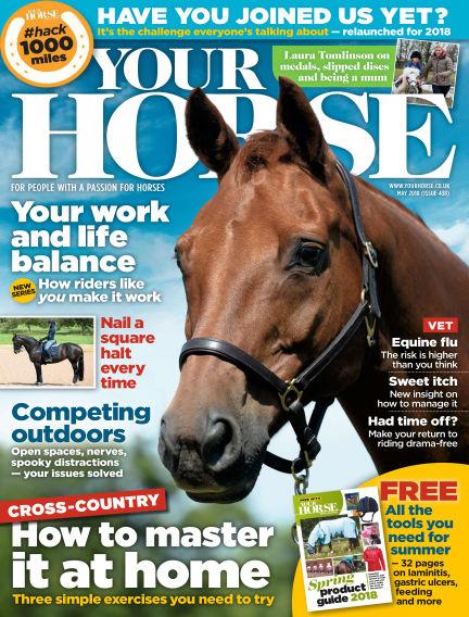 Your Horse April 05, 2018 00:00