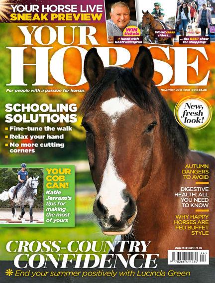 Your Horse September 20, 2018 00:00