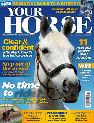 Your Horse Issue 447