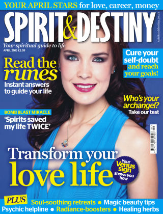 Spirit & Destiny April 2015