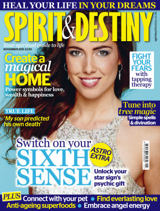 Spirit & Destiny November 2015