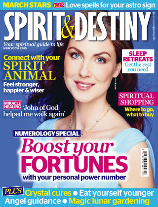 Spirit & Destiny March 2016