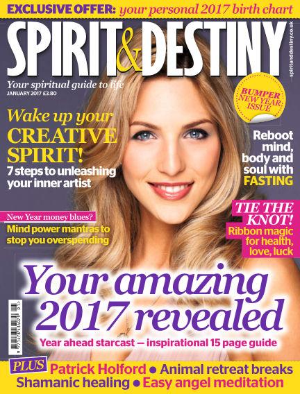 Spirit & Destiny November 24, 2016 00:00