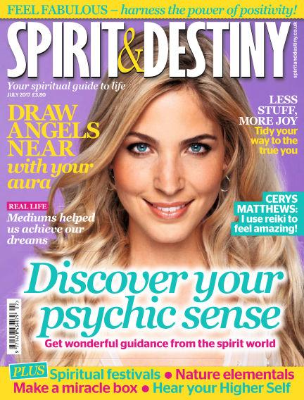 Spirit & Destiny June 01, 2017 00:00
