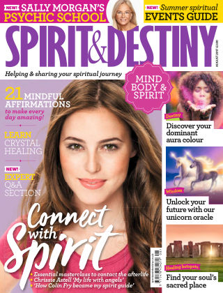 Spirit & Destiny August 2017