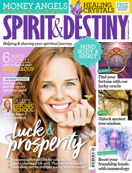 Spirit & Destiny August 03, 2017 00:00