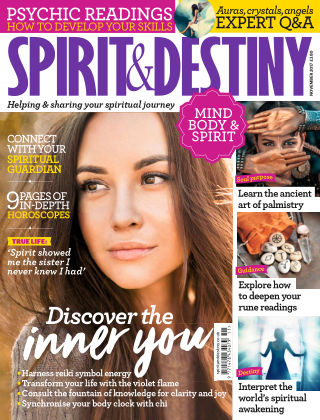 Spirit & Destiny November 2017