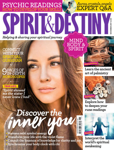 Spirit & Destiny September 28, 2017 00:00