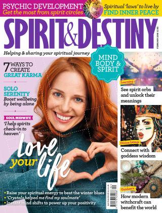 Spirit & Destiny Feburary 2018