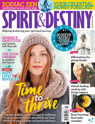 Spirit & Destiny Jan 2019
