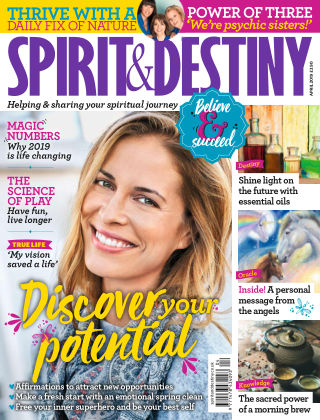 Spirit & Destiny Apr 2019