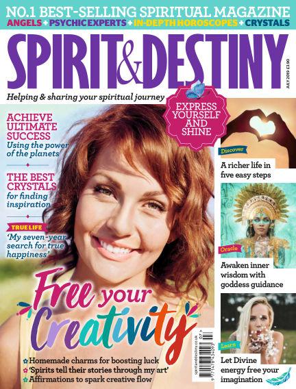 Spirit & Destiny May 30, 2019 00:00
