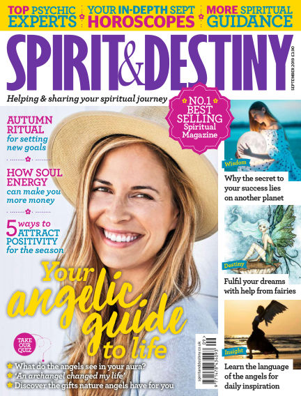 Spirit & Destiny August 01, 2019 00:00