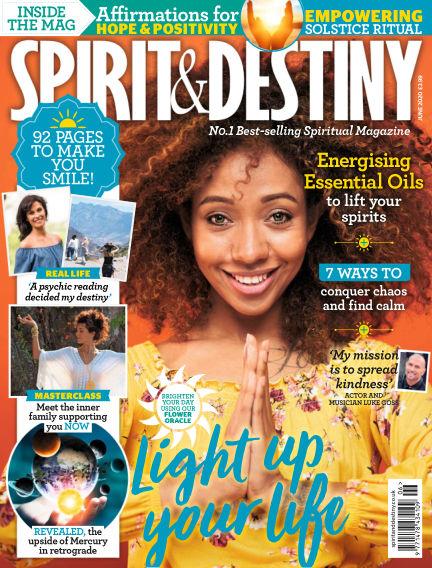 Spirit & Destiny April 30, 2020 00:00