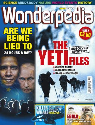 Wonderpedia October 2014