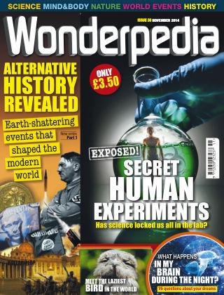 Wonderpedia November 2014