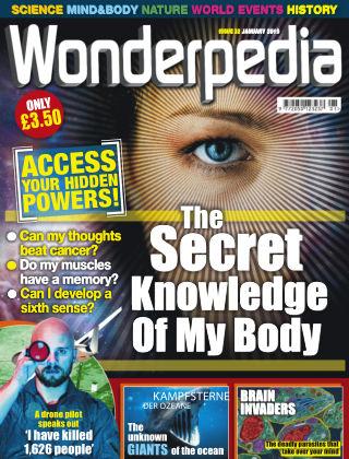 Wonderpedia January 2015