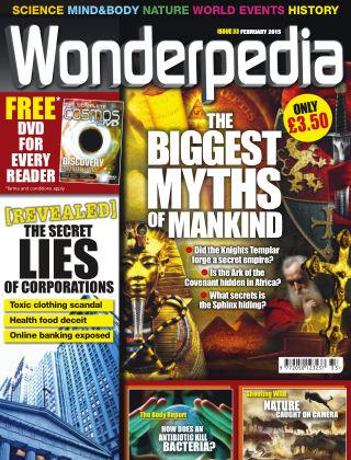 Wonderpedia February 2015