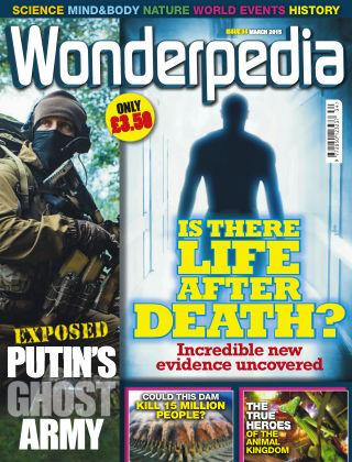 Wonderpedia March 2015