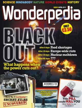 Wonderpedia April 2015