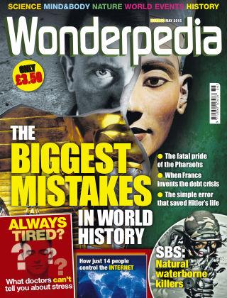 Wonderpedia May 2015