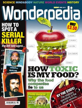 Wonderpedia June 2015