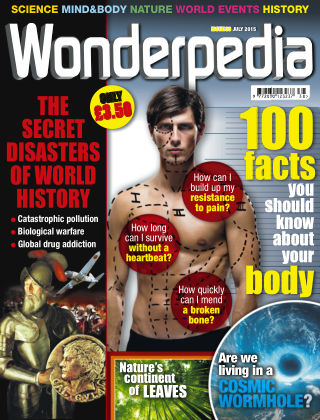 Wonderpedia July 2015