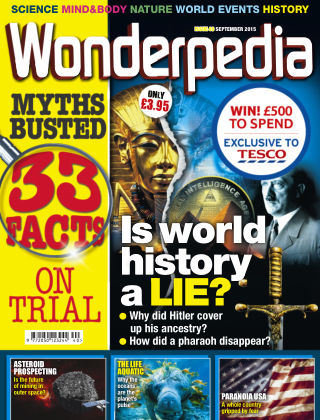 Wonderpedia September 2015
