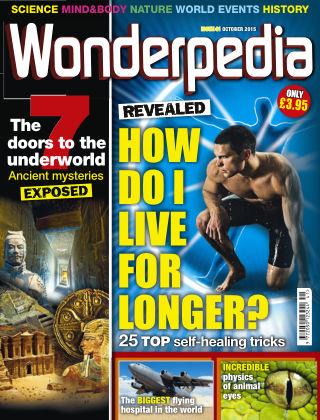 Wonderpedia October 2015