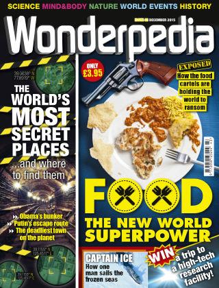 Wonderpedia December 2015
