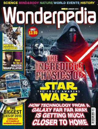 Wonderpedia January 2016