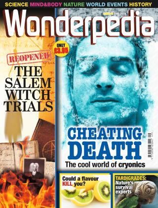 Wonderpedia June 2016