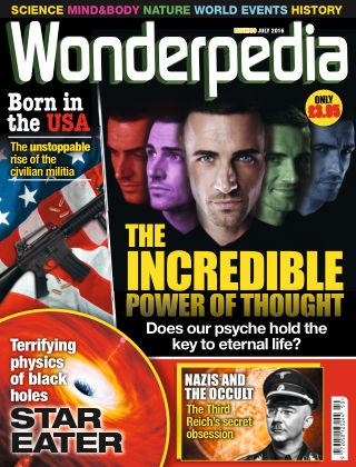 Wonderpedia July 2016