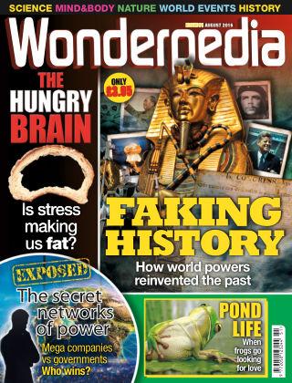 Wonderpedia August 2016
