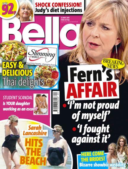 Bella May 05, 2015 00:00