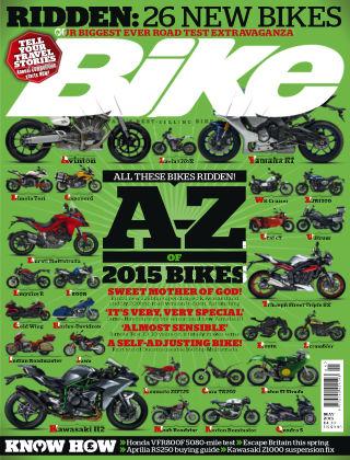 Bike May 2015