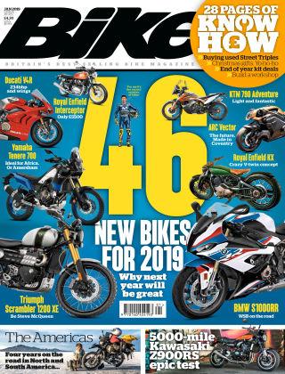 Bike Jan 2019