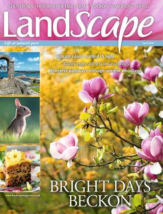 Landscape April 2018