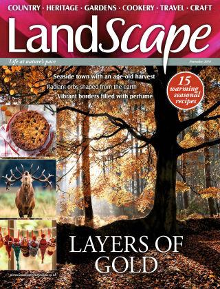 Landscape November 2018