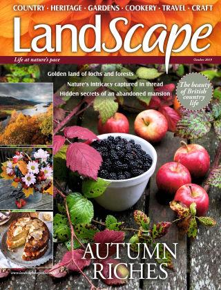 Landscape Oct 2019