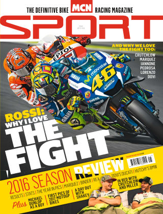 MCN Sport Season Review 2016
