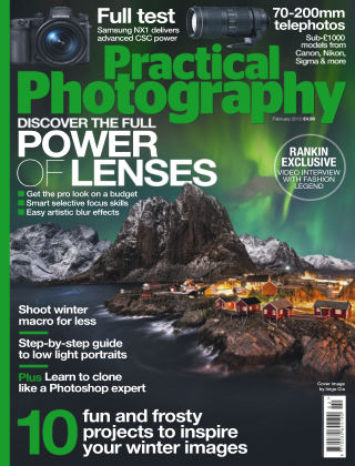 Practical Photography February 2015