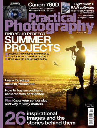 Practical Photography July 2015